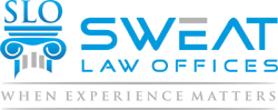 Sweat Law Logo